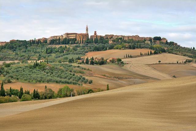 Pienza - Toscane